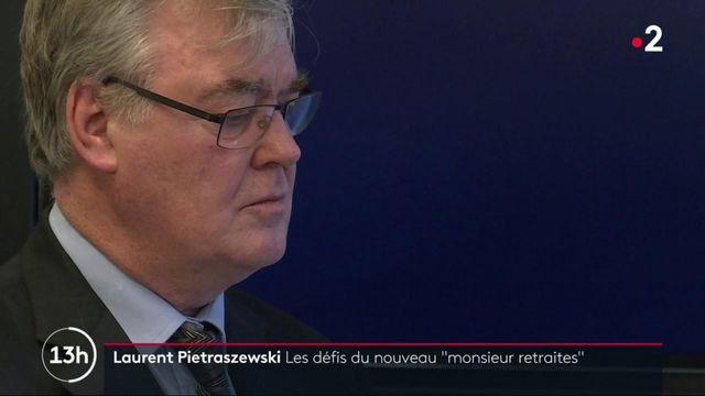 Gouvernement : Laurent Pietraszewski remplace Jean-Paul Delevoye à la réforme des retraites