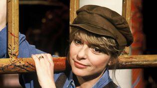 France Gall, éternelle femme-enfant, ici en 1984.  (Sipa)
