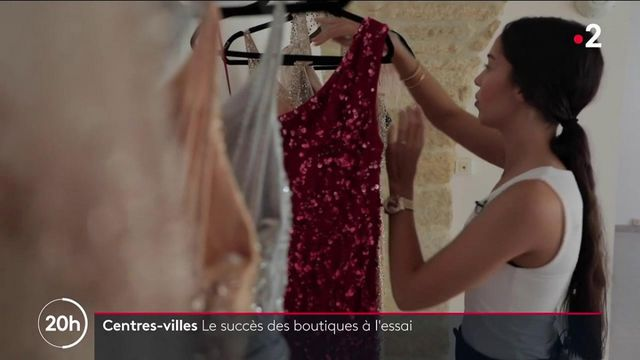 Centres-villes : des boutiques à l'essai pour attirer de nouveaux commerçants