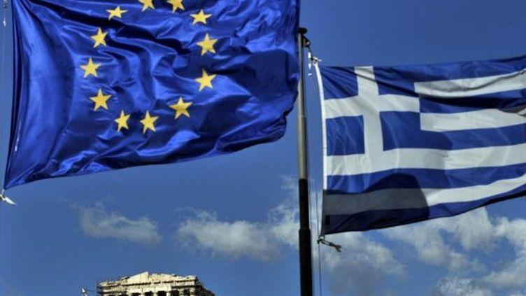 L'Euro fragilisé par la crise grecque. (AFP)