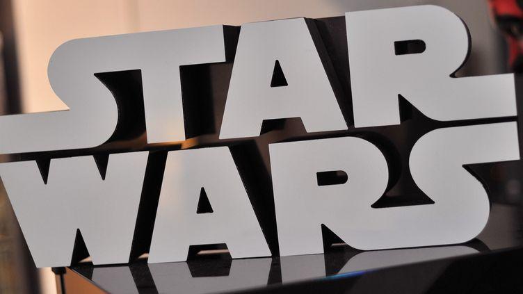 Star Wars, le logo historique.  (Josh Edelson / AFP)