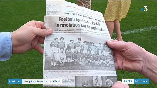 Cinéma : les pionnières du football féminin