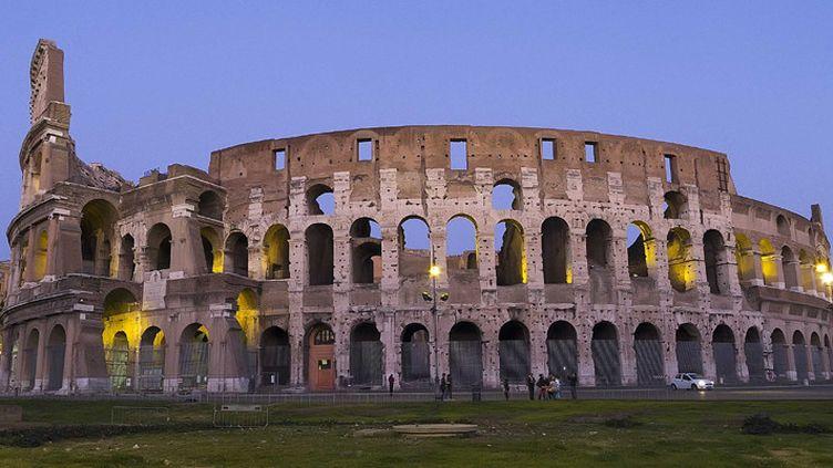 Le Colisée, à Rome (2012)  (Fabio Mazzarella / Sintesi / Sipa)