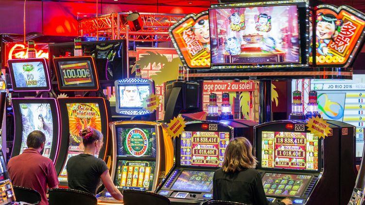 Le casino de l'hotel Pasino au Havre (Seine-Maritime), le 12 août 2016. (MAISANT LUDOVIC / HEMIS / AFP)