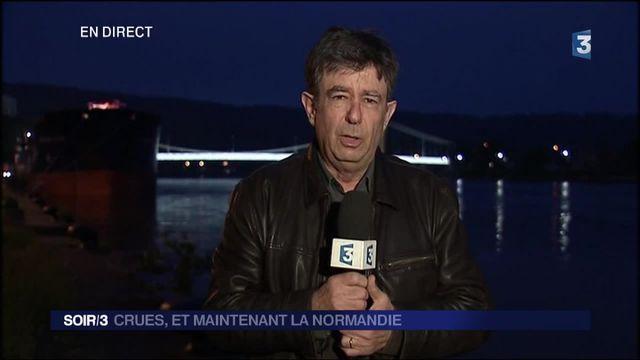 La Normandie touchée