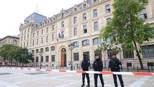 La préfecture de police de Paris, le 3 octobre 2019. (MAXPPP)