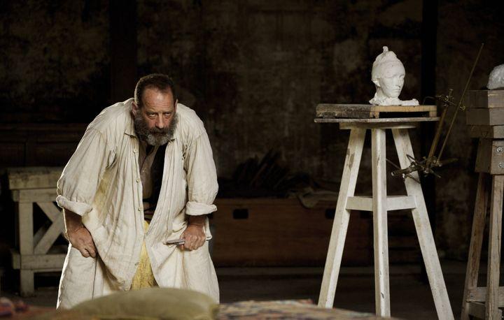 """Vincent Lindon dans """"Rodin""""  (LES FILMS DU LENDEMAIN / WILDBUNCH)"""