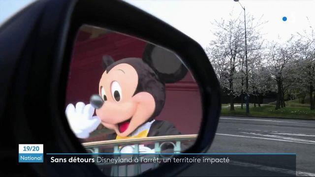Disneyland Paris : le parc à l'arrêt depuis plus d'un an