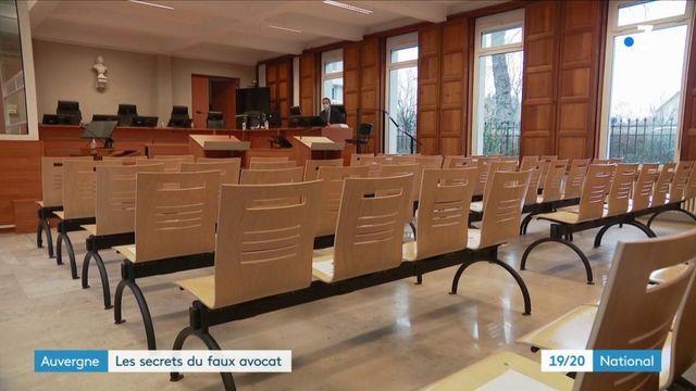 Allier : un escroc se faisait passer pour un avocat, sa plaidoirie l'a trahi