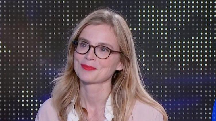 Isabelle Carré (FRANCEINFO)