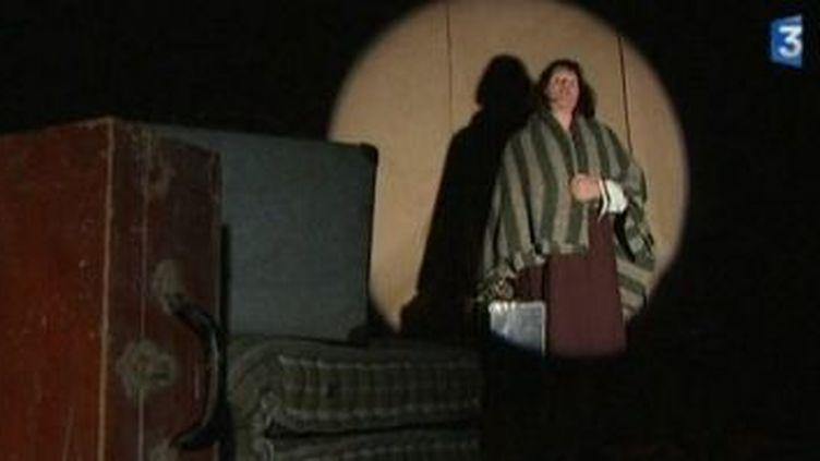 """La pièce """"Westerbork"""" rend hommage aux textes d'Etty Hillesum  (Culturebox)"""