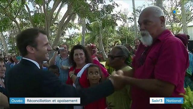 Emmanuel Macron en Nouvelle-Calédonie : réconciliation et apaisement à Ouvéa
