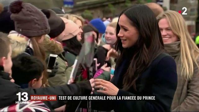 Royaume-Uni : Meghan Markle devra passer un test de culture générale pour obtenir la nationalité britannique