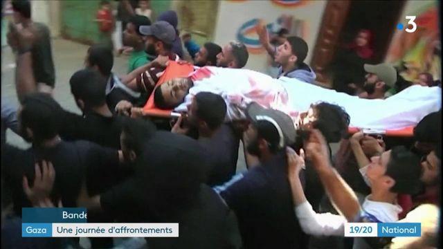 Gaza : une journée d'affrontements