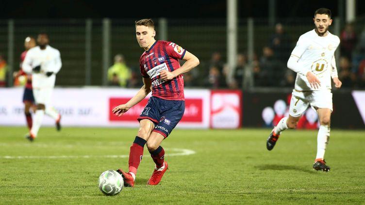 Le Clermontois Rémy Dugimont (?THIERRY LARRET / MAXPPP)