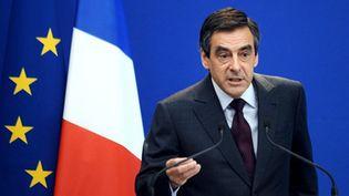 François Fillon, le 25 juin 2010 (AFP - Fred Dufour)