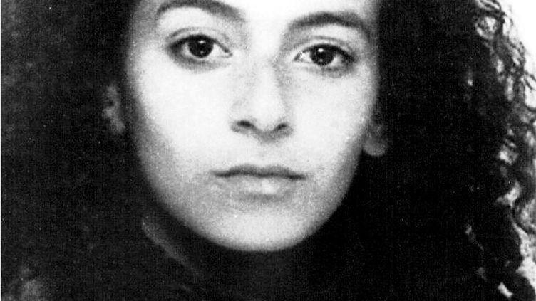 Photo non datée de Mokhtaria Chaïb, 19 ans, retrouvée morte le 21 décembre 1997 à Perpignan (Pyrénées-Orientales). (MAXPPP)