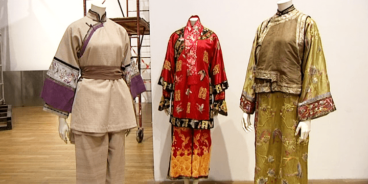 Costumes signés Tim Yip  (France 3 / Culturebox)