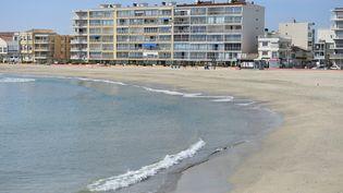 La plage de Palavas-les-Flots (Hérault). (SYLVAIN THOMAS / AFP)