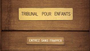 Le tribunal pour enfants de Paris, photographié le 1er mars 2017. (GEOFFROY VAN DER HASSELT / AFP)