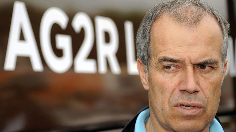 Vincent Lavenu (AG2R-La Mondiale) (ALEXANDRE MARCHI / MAXPPP TEAMSHOOT)