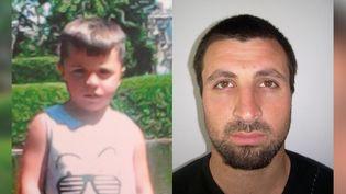 L'alerte enlèvement a été déclenchée, le 29 mars 2017, pour retrouver Vicente, 5 ans et demi, enlevé par son père près deClermont-Ferrand (Puy-de-Dôme). (DR)