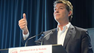 L'Emission politique. Arnaud Montebourg (CITIZENSIDE/FABRICE RESTIER)