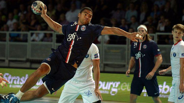 Daniel Narcisse (PSG) (PATRICK HERTZOG / AFP)
