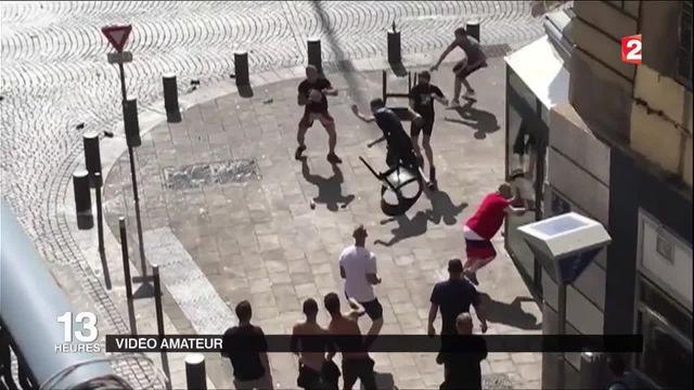 Marseille : de nombreux hooligans russes ont échappé aux autorités