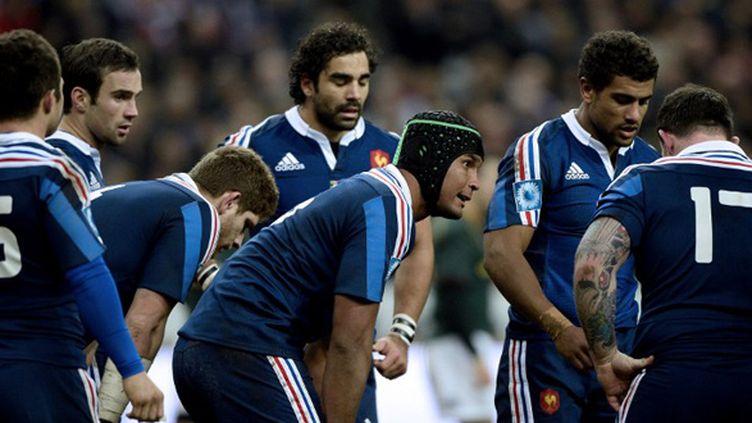 Thierry Dusautoir tente de regonfler les Bleus