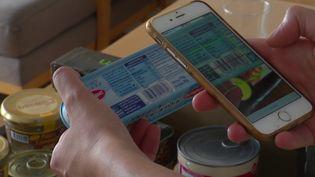 Dons alimentaires : des associations passent par les applications (France 3)