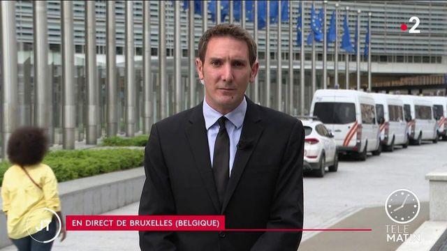 Union européenne: ambiance électrique à Bruxelles alors que la Hongrie est critiquée pour une loi sur l'homosexualité