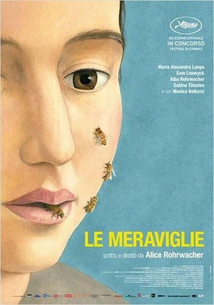 """L'affiche italienne du film """"Les Merveilles""""  (dr)"""