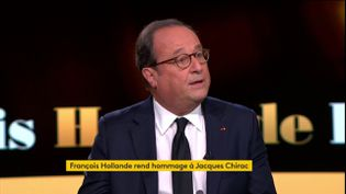 François Hollande sur France 2 (France 2)