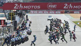 Les 24 Heures du Mans motos en 2019 (JEAN-FRANCOIS MONIER / AFP)