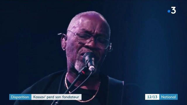Musique : disparition de Jacob Desvarieux, fondateur du groupe zouk Kassav'