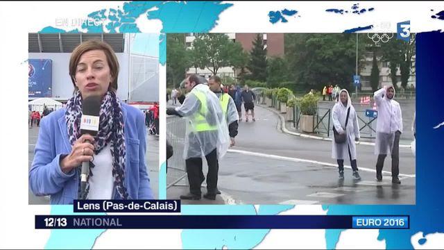 Euro 2016 : Lens prend beaucoup de précautions