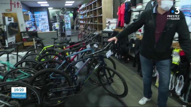 Déconfinement : de plus en plus de Français envisagent le vélo