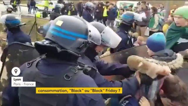 Un black friday sous tension divise en France