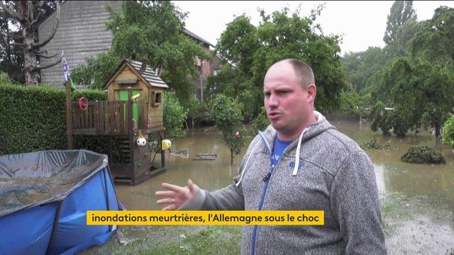 Intempéries : des inondations meurtrières en Allemagne, au moins 58 morts et des dizaines de disparus