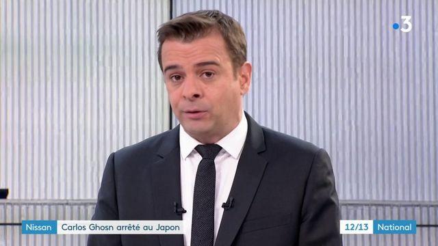 Renault-Nissan : les actionnaires du groupe inquiétés par l'arrestation de Carlos Ghosn
