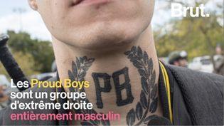 """VIDEO. Qui sont les """"Proud Boys"""" ? (BRUT)"""