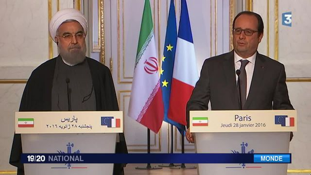 Iran : les entreprises françaises à l'affût