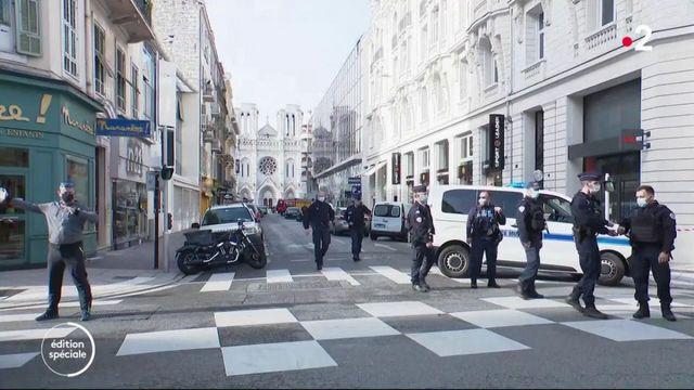 Nice : trois morts suite à une attaque au couteau