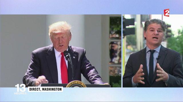États-Unis : pourquoi Donald Trump quitte-t-il les accords de Paris ?