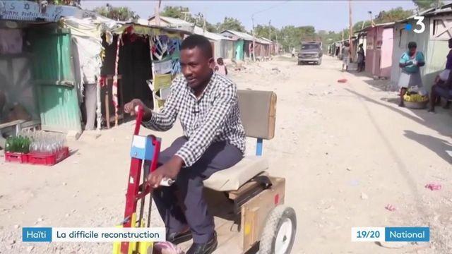 Haïti : la difficile reconstruction, dix ans après le séisme