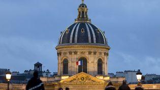 L'Académie française  (KENZO TRIBOUILLARD / AFP)