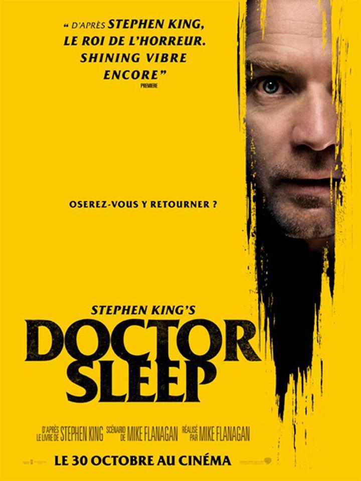 "L'affiche de""Stephen King's Doctor Sleep"" deMike Flanagan. (Warner Bros.)"