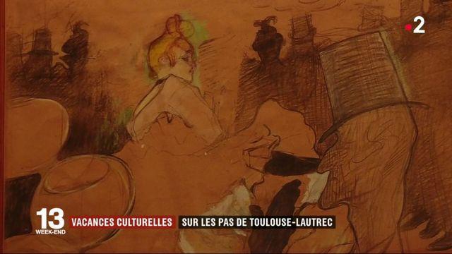 Albi : un palais épiscopal pour exposer les œuvres de Toulouse-Lautrec
