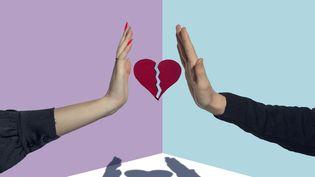 La réforme du divorce simplifie certaines procédures, mais les tribunaux sont très encombrés et très en retard sur les dossiers en cours.  (FRANCESCO CARTA / GETTY IMAGES)